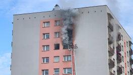Śmierć w pożarze