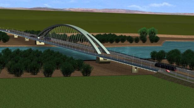 Budowa mostu Krasińskiego przełożona ZMID