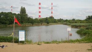 Sinice i zanieczyszczenia. Zakaz kąpieliw Jeziorku Czerniakowskim
