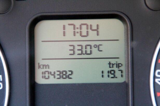 Temperatura 30 kwietnia Lech Marcinczak / tvnwarszawa.pl