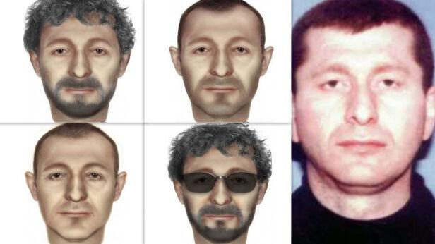 Tak może wyglądać Szarani Ahmatov policja