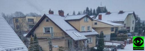 Na jeden dzień biało zrobiło się prawie w całym kraju. Teraz po śniegu nie ma już prawie śladu
