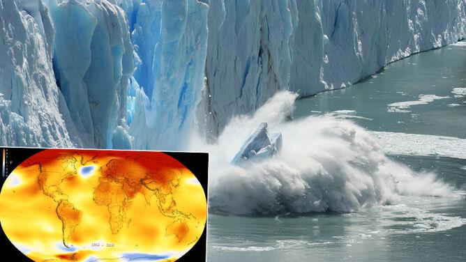 """Rok 2018 czwartym najgorętszym w historii. <br />""""Skutki globalnego ocieplenia są już odczuwalne"""""""