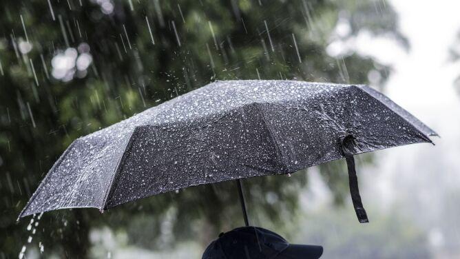 Ostrzeżenia IMGW przed ulewami